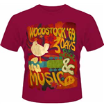 T-Shirt Woodstock 147627
