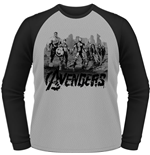 langärmeliges T-Shirt The Avengers 147703