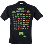 T-Shirt Space Invaders  147732