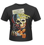 T-Shirt Screaming Skull 147764