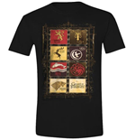 T-Shirt Game of Thrones 147860
