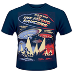T-Shirt Earth vs. the Flying Saucers 148082