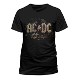T-Shirt AC/DC - Rock or Bust (unisex)