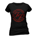 T-Shirt Foo Fighters  148360