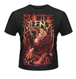 T-Shirt Suicide Silence  148518
