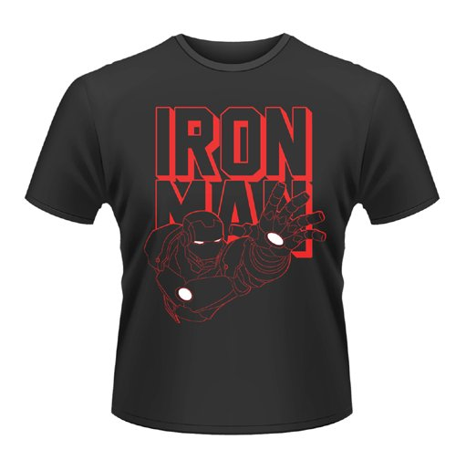 T-Shirt Iron Man 148690