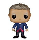 Doctor Who POP! Television Vinyl Figur 12th Doctor 9 cm