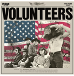 Vinyl Jefferson Airplane - Volunteers