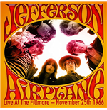 Vinyl Jefferson Airplane - Live At Fillmore- November 25th 1966 (2 Lp)