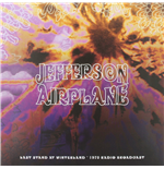 Vinyl Jefferson Airplane - Last Stand At Winterland (2 Lp)