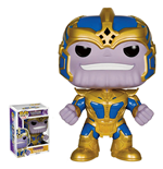 Guardians of the Galaxy POP! Vinyl Figur Thanos 14 cm