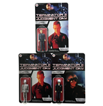 Terminator 2 ReAction Actionfiguren 10 cm T-1000 Sortiment (6)
