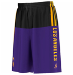 Shorts Los Angeles Lakers (Violett)