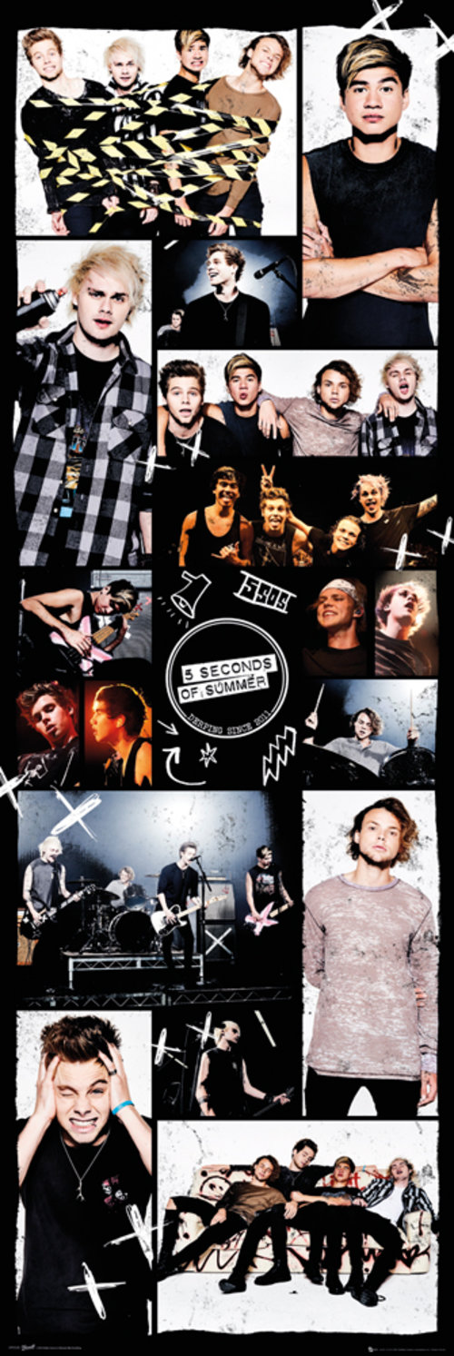 Poster 5 seconds of summer 149473