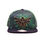 The Legend of Zelda Snap Back Hip Hop Cap All Over Print