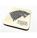 Game of Thrones Untersetzer Stark 6-er Pack