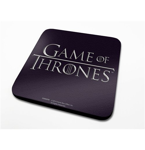 Game of Thrones Untersetzer Logo 6-er Packung