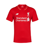 Trikot Liverpool FC 2015-2016 Home fur Kinder