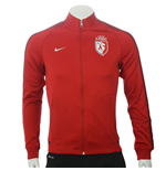 Jacke Lille 2015-2016 (Rot)