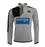 Sweatshirt Newcastle United 2015-2016 (Weiss)