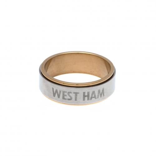 West Ham United Ring - Größe S