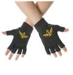 The Legend of Zelda Handschuhe (Fingerlos) Logo
