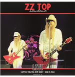 Vinyl Zz Top - Lowdown: Live At The Capitol Theatre, New Jersey, Ny - June 15, 1980