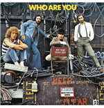 Vinyl Who - Who Are You