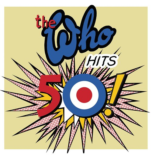 Vinyl Who (The) - The Who Hits 50 (2 Lp)