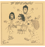 Vinyl Who - The Who By Numbers