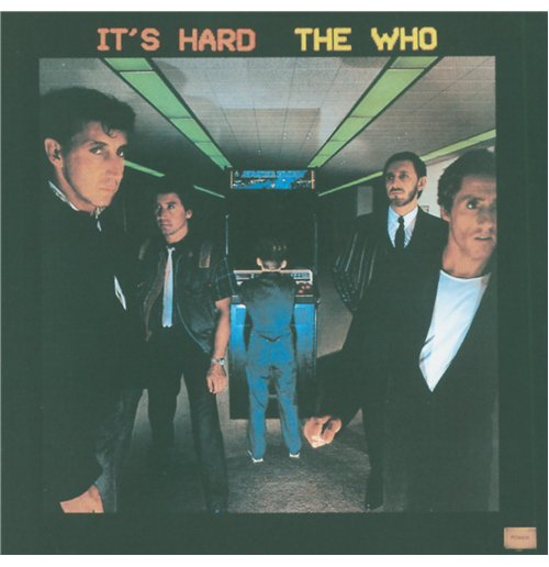 Vinyl Who - It's Hard