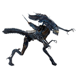Aliens Ultra Deluxe Actionfigur Xenomorph Queen 38 cm
