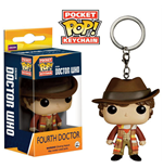 Doctor Who POP! Vinyl Schlüsselanhänger 4th Doctor 4 cm
