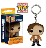 Doctor Who POP! Vinyl Schlüsselanhänger 11th Doctor 4 cm