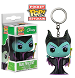 Disney Pocket POP! Vinyl Schlüsselanhänger Maleficent 4 cm