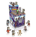 Guardians of the Galaxy Mystery Minifiguren 6 cm Display (12)