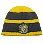 Harry Potter Beanie Hufflepuff Logo Patch