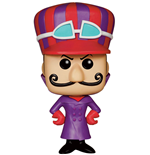 Hanna Barbera POP! Animation Vinyl Figur Dick Dastardly 9 cm