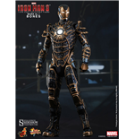 Iron Man 3 Movie Masterpiece Actionfigur 1/6 Iron Man Mark XLI Bones 30 cm