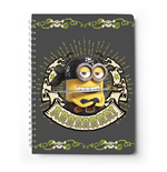 Minions Notizbuch A4 Minions Pirates