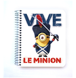 Minions Mini Notizbuch Minions Revolution