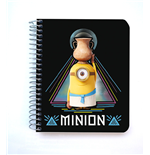 Minions Mini Notizbuch Minions Egyptian
