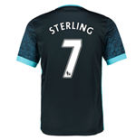 Trikot Manchester City FC 2015-2016 Away