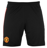 Shorts Manchester United FC 2015-2016 Away (Schwarz)