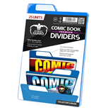 Ultimate Guard Premium Comic Book Dividers Blau (25)