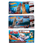 Marvel Hot Wheels Tracksets Wave C Sortiment (4)
