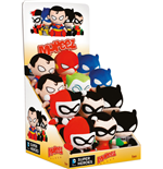 DC Comics Mopeez Plüschfiguren 12 cm Display (12)