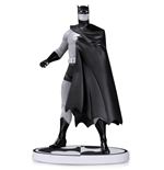 Batman Black & White Statue Darwyn Cooke 2nd Edition 18 cm