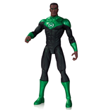 DC Comics The New 52 Actionfigur Green Lantern John Stewart 17 cm