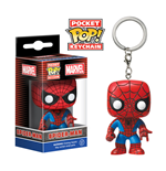 Marvel Comics Pocket POP! Vinyl Schlüsselanhänger Spider-Man 4 cm